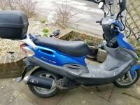 Kymco Movie XL 125cc