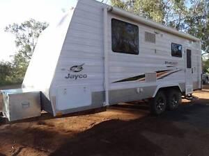 Jayco off road family caravan queen bed +dubble bunk solar heater Ballarat East Ballarat City Preview