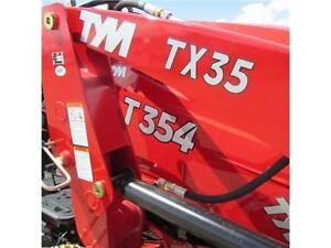 New TYM T354 - 35 HP Ranch Tractor w. ROPS & Front Loader Edmonton Edmonton Area image 20