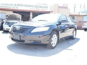 2007 Toyota Camry 4 Cyl-Leather-SunRoof ***Clearance $pecial***