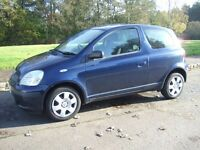 Toyota Yaris 1.0i T3 , 2005 , ----- Full Service History ----- , Immaculate Condition , 71k