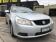 2010 Holden Epica EP MY10 CDX Silver 6 Speed Sports Automatic Sedan Maidstone Maribyrnong Area Preview