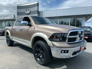 2010 Dodge Ram 1500 Laramie 4WD 5.7L HEMI NAVI SUNROOF LOADED