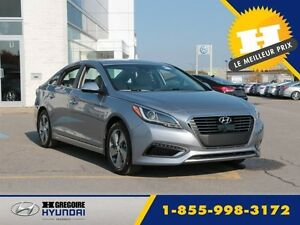 2017 Hyundai Sonata Plug-In Hybrid HYBRIDE RECHARGEABLE ULTIMATE