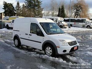 2010 FORD TRANSIT CONNECT XLT CARGO **ONLY 95000KM**