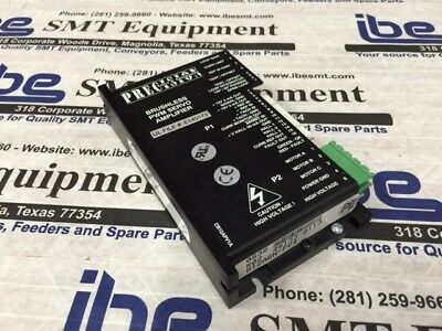 Advanced Motion Controls Brushless Servo Amplifier - B12a6n-pv4 Wwarranty