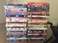 Mixed DVD's