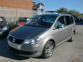 2008 (58) Volkswagen Touran 1.9TDI ( 105PS ) ( 7st ) SE