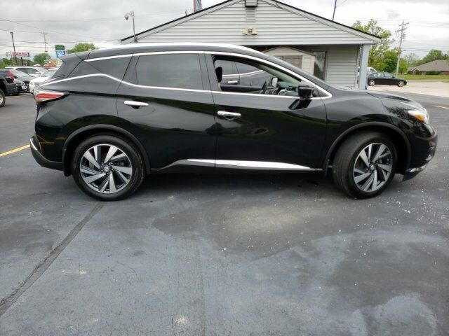 Image 7 Voiture Asiatique d'occasion Nissan Murano 2015