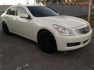 INFINITI 2007 G35 Luxury AUTOMATIC +FULLY LOADED ,EXCELLENT COND