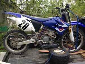 PART OUT 2003 Yamaha YZF 250