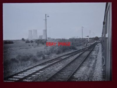 PHOTO  RICHBOROUGH RECEPRION ACCESS & LINE TO POWER STATION ()