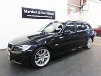 2006 BMW 3 SERIES 2.0 318I M SPORT TOURING 5D 128 BHP