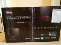 BenQ XL2411Z 24 inch Gaming monitor Brand new in unopened sealed box.