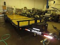 24' LAMAR EQUIPMENT POWER TILT 14K