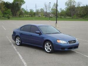 2005 Subaru Legacy 2.5i Loaded Certified Priced to sell!