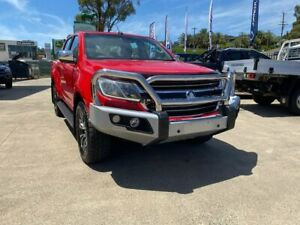 2016 Holden Colorado RG MY16 LTZ Crew Cab Red 6 Speed Sports Automatic Utility Lilydale Yarra Ranges Preview