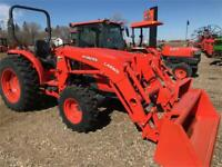 Kubota MX5200HSTRC Tractor and Loader Brandon Brandon Area Preview