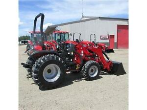 New TYM T354 - 35 HP Ranch Tractor w. ROPS & Front Loader Edmonton Edmonton Area image 18