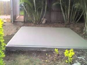 Small Concreting Brisbane Wide Scarborough Redcliffe Area Preview