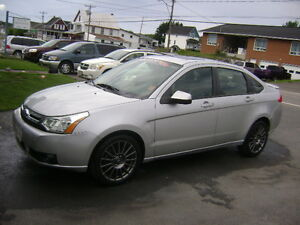 2009 Ford Focus SES Sedan $1400 Tax Inclus