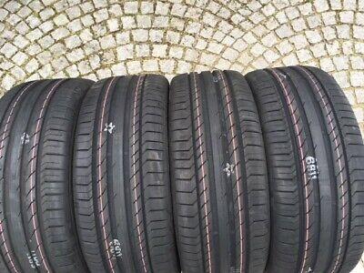 4 Sommerreifen 255/50 R19 103W Continental SportContact5  Mercedes ML W164 W166