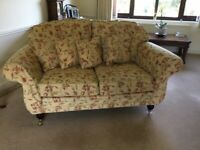 2 Seater Sofa / Settee and 2 Armchairs, 3 Piece Suite