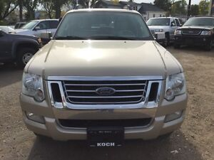 2007 Ford Explorer Sport Trac Limited- 6 MONTHS OF WARRANTY! Edmonton Edmonton Area image 2