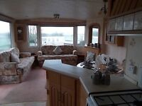 Static caravan for sale at Todber Valley near Clitheroe / Lancashire /Yorkshire borders