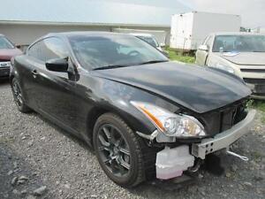 2008 INFINITI G37 Coupe Premium **REBUILT TITLE**