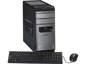 7% Savings! Lenovo IdeaCentre K450 (57317212) Desktop PC Intel Core i5 4430 (3.00GHz) 8GB DD