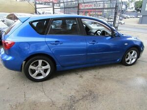 2004 Mazda 3 BK Maxx 5 Speed Manual Hatchback Leichhardt Leichhardt Area Preview