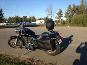 Honda Shadow Spirit 2005 38K