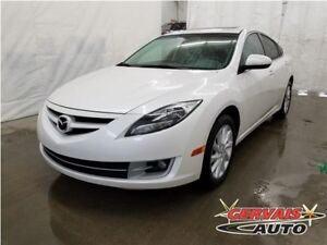 Mazda MAZDA6 GS-L Cuir Toit Ouvrant MAGS 2012