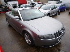 AUDI A4 - VN03WZH - DIRECT FROM INS CO