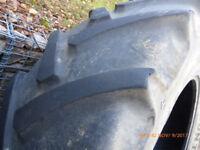 tractor tyres massey ferguson john deere jcb etc no vat.