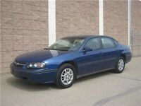 2004 Chevrolet Impala Sedan (RUNS GOOD)(NO ACCIDENTS)