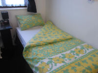 Single bed size Quilt cover and matching pillowcase set