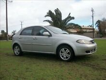 2005 Holden Viva JF JF 5 Speed Manual Hatchback Alberton Port Adelaide Area Preview