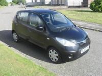 Hyundai i10 1.2 ( 76bhp ) Classic 2010 ONLY 54300Mls Newly Serviced £30 tax Yr