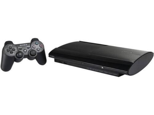 Playstation 3 - Sony PlayStation 3 Super Slim