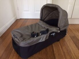 Babyjogger, Carrycot for sale including adapters £40 Collection Taunton, Comeytrowe
