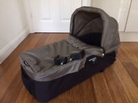 Babyjogger, Carrycot for sale including adapters £35 Collection Taunton, Comeytrowe