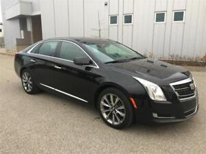 2017 CADILLAC XTS LEATHER 48KM BLACK ON BLACK AUTOMATIC