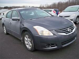 WINTER STUDDED TIRES! 2011 Nissan Altima 2.5 S $75 BI WEEKLY OAC