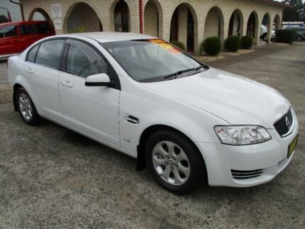 2013 Holden Commodore VE II MY12.5 Omega White 6 Speed Automatic Sedan