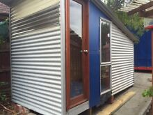 Cubby house / tool shed sturdy construction, excellent condition. Coburg Moreland Area Preview