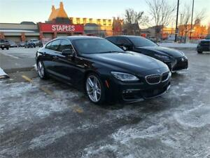 2014 BMW 6 Series 650i xDrive AWD~Loaded~ 200km Factory Warranty