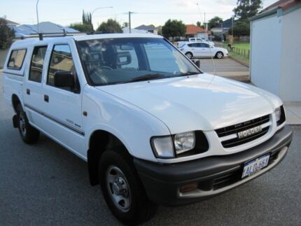 RODEO UTE AUTO V6 DUAL FUEL 'MINT'$3,350 or no deposit frm$28p/wk Bedford Bayswater Area Preview