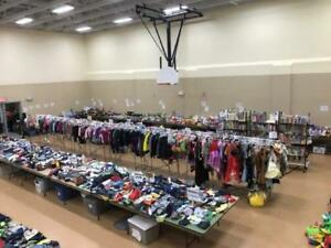 FALL / WINTER CHILDREN'S CLOTHING, EQUIPMENT & TOY SALE!!